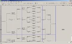 HF lan #6 winners/losers brackets