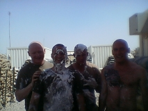 Another shaving cream pic