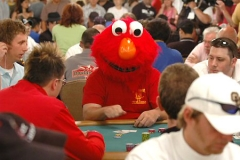 MAV caught at the World Series of Poker event.