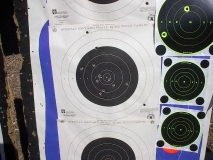 My results with the beretta