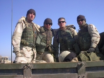 QRF team from Bravo Co. 1-27 INF